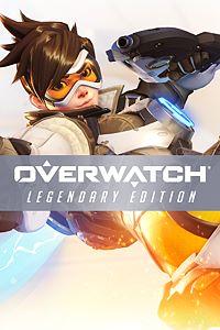 Carátula para el juego Overwatch Legendary Edition de Xbox 360