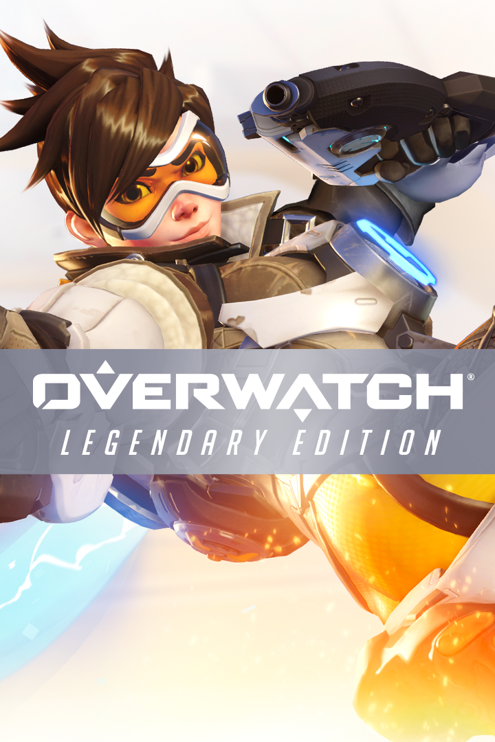 Buy Overwatch Legendary Edition Microsoft Store
