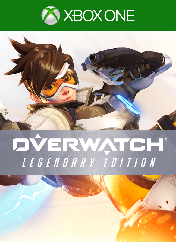Overwatch®: Legendary Edition boxshot