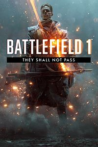 Carátula del juego Battlefield 1 They Shall Not Pass