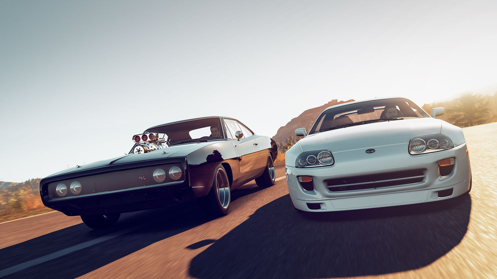 forza horizon 2 pack de voitures furious 7. Black Bedroom Furniture Sets. Home Design Ideas