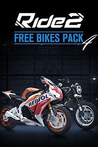 Carátula del juego Ride 2 Free Bikes Pack 4