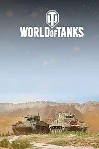 Carátula del juego World of Tanks: Team USA Bundle