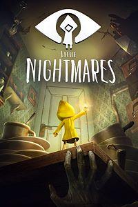 Carátula del juego Little Nightmares