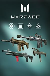 Carátula del juego Warface - Collector's Starter Pack