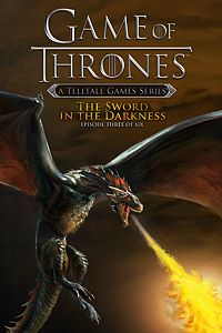 Carátula del juego Game of Thrones - Episode 3: The Sword in the Darkness de Xbox One