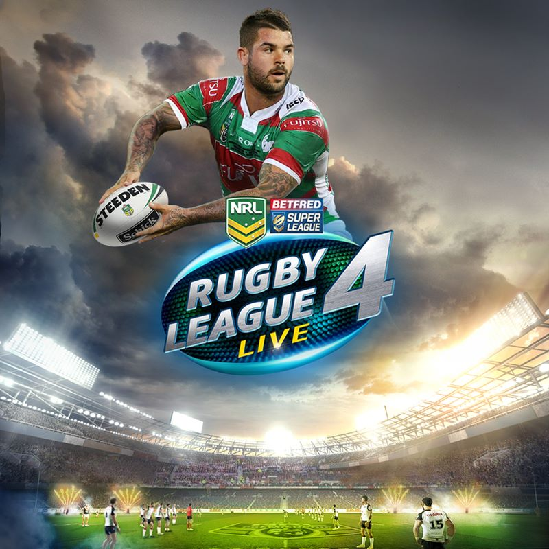 Sports Rugby Live: 9% Discount On Rugby League Live 4 Xbox One