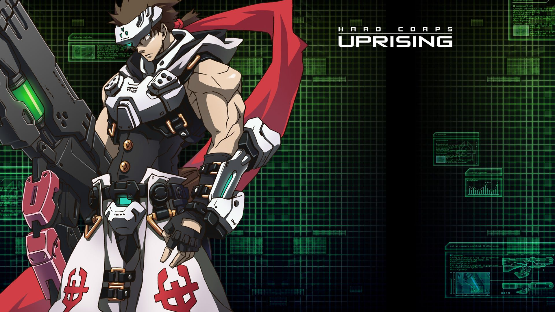 hard corps uprising pc requisitos