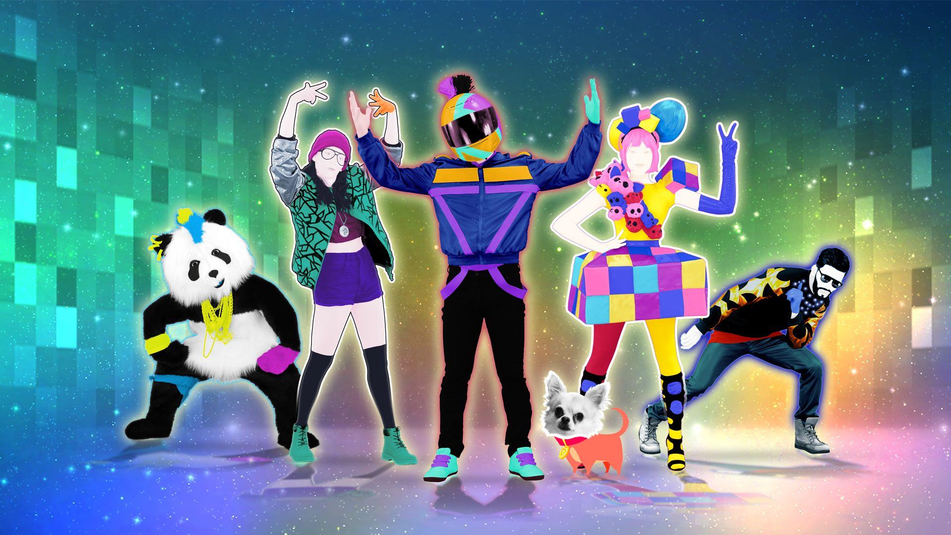 Just Dance 2016 Demo