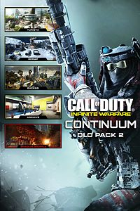 Carátula del juego Call of Duty: Infinite Warfare - DLC2 Continuum