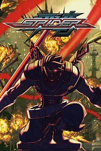 Carátula para el juego Strider de Xbox 360