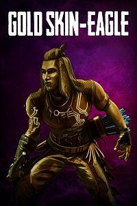Carátula del juego Gold Skin - Eagle