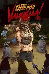Carátula para el juego Die for Valhalla! de Xbox One
