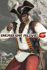 Carátula del juego DOA6 Pirates of the 7 Seas Costumes Vol.1 - Zack