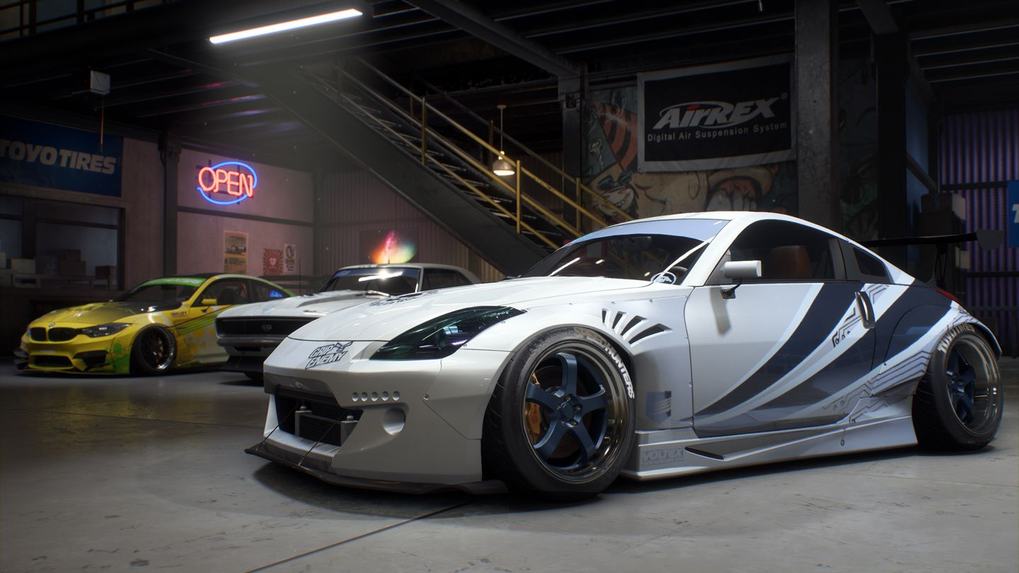 Need for Speed Payback Install Size Screenshot