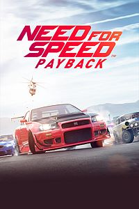 Carátula del juego Need for Speed Payback