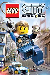 Carátula para el juego LEGO CITY Undercover de Xbox 360