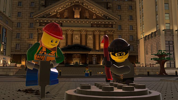 Buy Lego City Undercover Microsoft Store