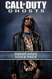 Carátula para el juego Call of Duty: Ghosts - Snoop Dogg VO Pack de Xbox 360