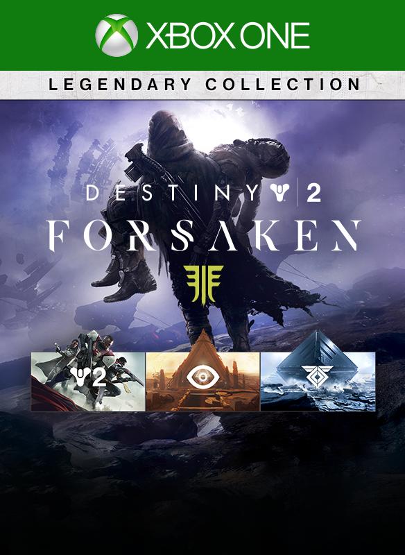Destiny 2: Los Renegados - Colección Legendaria boxshot