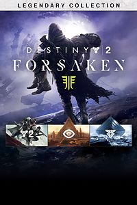 Carátula del juego Destiny 2: Forsaken - Legendary Collection