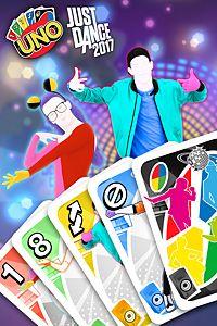 Carátula del juego UNO Just Dance Theme DLC