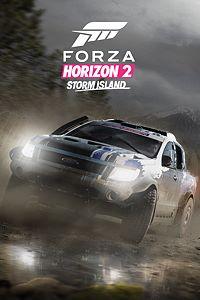 Carátula del juego Forza Horizon 2: Storm Island