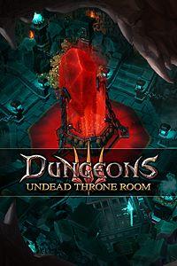 Carátula del juego Dungeons III Pre-Order
