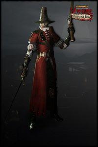 Carátula del juego Warhammer Vermintide - Victor 'Estalian Leather Coat' Skin