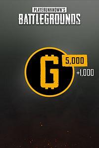 Carátula del juego 6000 G-Coin