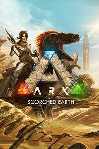 Carátula para el juego ARK: Scorched Earth de Xbox 360