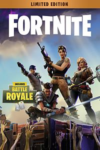 Carátula del juego Fortnite - Limited Edition Founder's Pack para Xbox One