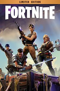 Carátula del juego Fortnite - Limited Edition Founder's Pack