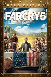 Carátula para el juego Far Cry 5 Gold Edition de Xbox One