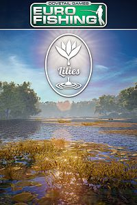 Carátula para el juego Euro Fishing: Lilies de Xbox 360