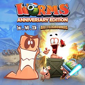 Worms Anniversary Edition Xbox One