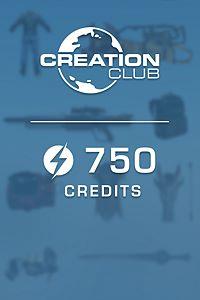 Carátula del juego Fallout 4 Creation Club: 750 Credits