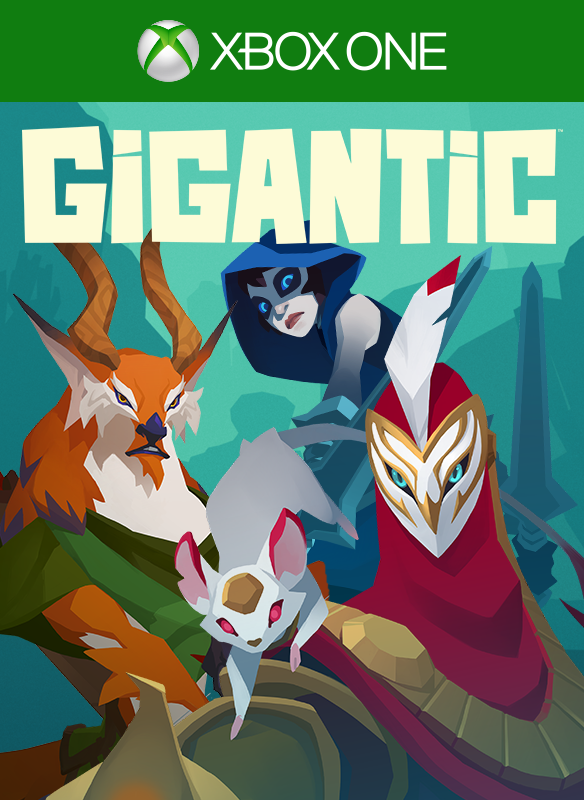 Gigantic boxshot