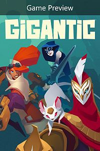 Gigantic (Game Preview)