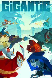 Carátula del juego Gigantic de Xbox One