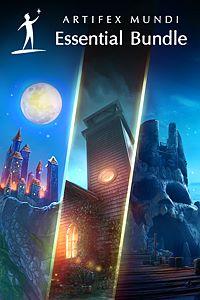 Carátula para el juego Artifex Mundi Essential Bundle de Xbox 360
