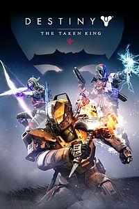 Carátula del juego Destiny: The Taken King de Xbox One