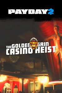 Carátula del juego PAYDAY 2: CRIMEWAVE EDITION - The Golden Grin Casino Heist
