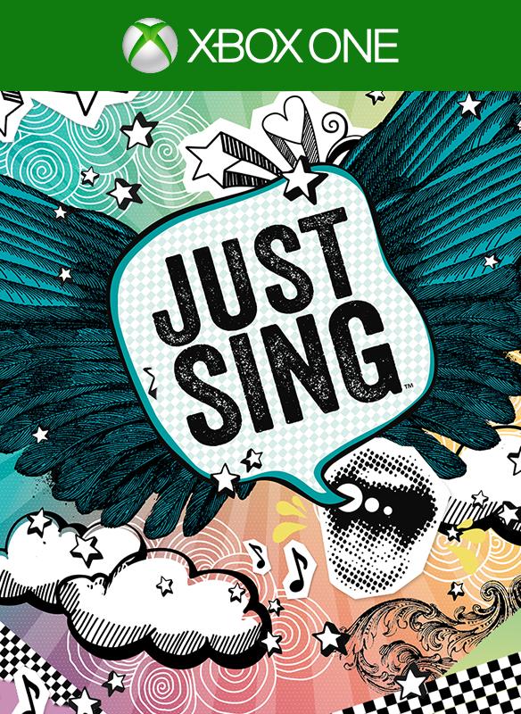 Just Sing boxshot