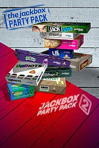 Carátula para el juego The Jackbox Party Bundle de Xbox 360
