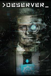 Carátula del juego >observer_