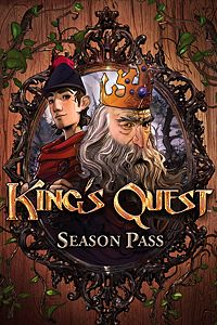 Carátula del juego King's Quest: Season Pass - Chapter 2-5