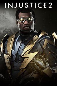 Carátula del juego Black Lightning
