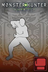 Carátula del juego Gesture: Hadoken!
