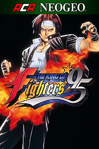 Carátula del juego ACA NEOGEO THE KING OF FIGHTERS '95